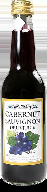 Bild på Cabernet Sauvignon Druvjuice i 33cl flaska.