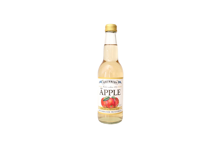 Högupplöst bild på Mousserande Äpple i 33cl flaska.