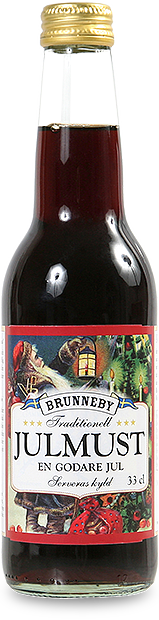 Bild på Julmust i 33cl flaska.
