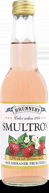 Bild på Mousserande Smultron i 33cl flaska.