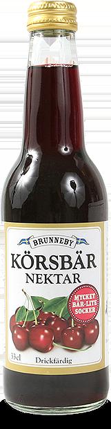 Bild på Körsbärsnektar i 33cl flaska.