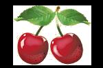 Bild på körsbär